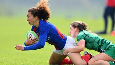 Rugby à 7 : La France se contente de l'argent