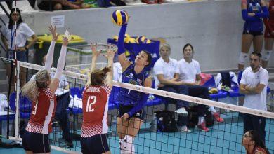 Volley : La France prend le dessus sur la Bosnie