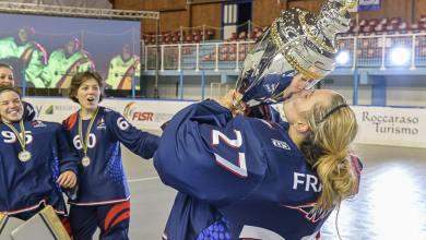 Roller Hockey : L'équipe de France est championne du monde !