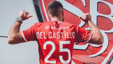 Ligue 1 : Romain Del Castillo arrive au Stade Brestois 29