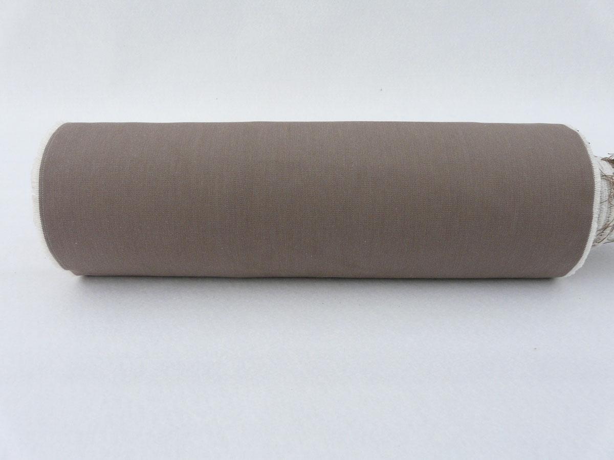 tissus pour transat au metre etain uni