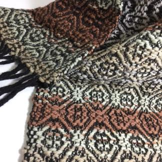 Les foulards tissés