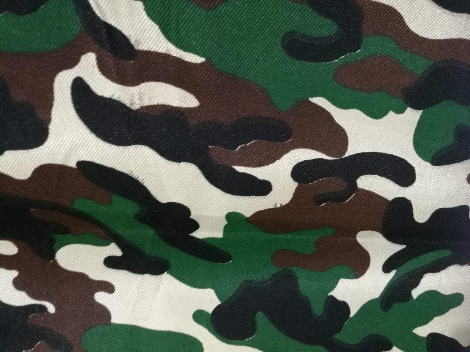 tissu camouflage 2