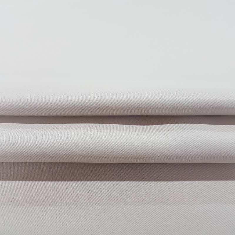 tissu non feu classe m1 occultant et isolant phonique et thermique beige