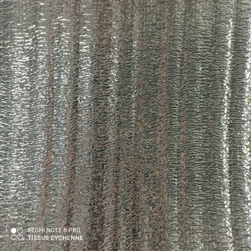 tissu isotherme aluminium isolant thermique eychenne toulouse