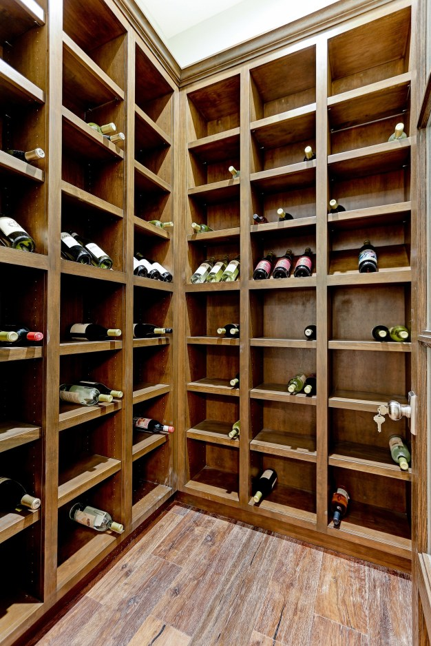 Fournier - 2900 Ardmore_Night Wine Cellar
