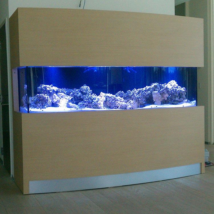 titan aquatic exhibits custom