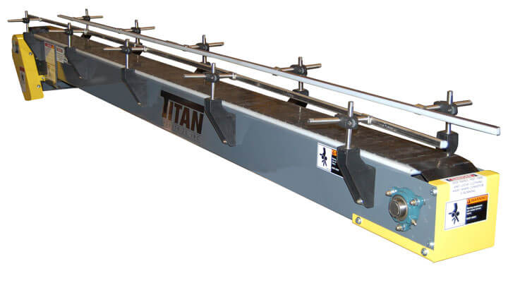 Troughed Slider Bed Conveyors