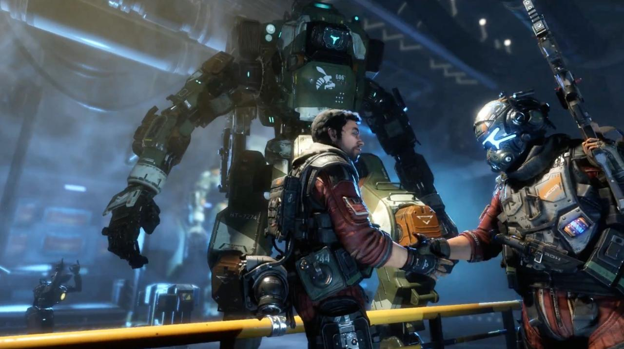 Epic Titan Fall Wallpaper Titanfall 2 Story Inspired By Terminator 2 Titanfall 2 Game
