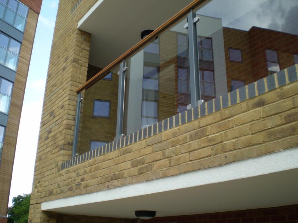Balcony Railings Amp Balustrade In London Titan Forge Ltd