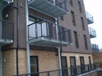 Balcony Railings & Balustrade In London   Titan Forge Ltd