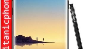 الروم الكومبنيشن Combination File هاتف Samsung Galaxy Note 8 SM-N950FJ