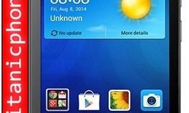 سوفت وير الرسمي هواوي Huawei Ascend Y520-U22