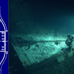 Inside The Titanic Diagram 2001 Dodge Ram Radio Wiring Switch Theory Exposed Olympic S Wheelhouse In 1912 Was Curved At Front Left While Straight On Wreck What Remains Of Base Wheel House