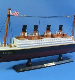 titanic ship model 14 b  [ 1024 x 768 Pixel ]