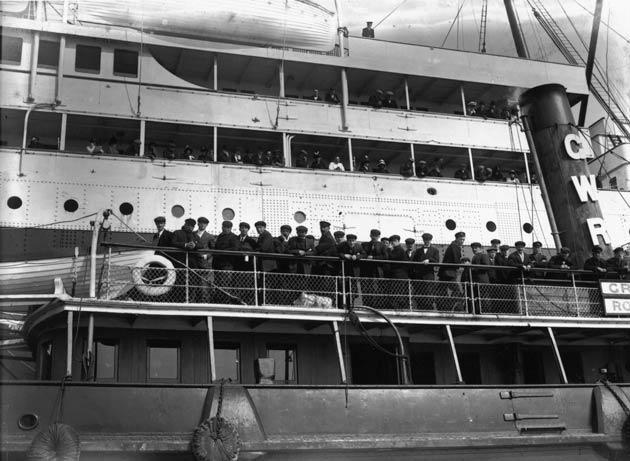 How People Did Titanic Board