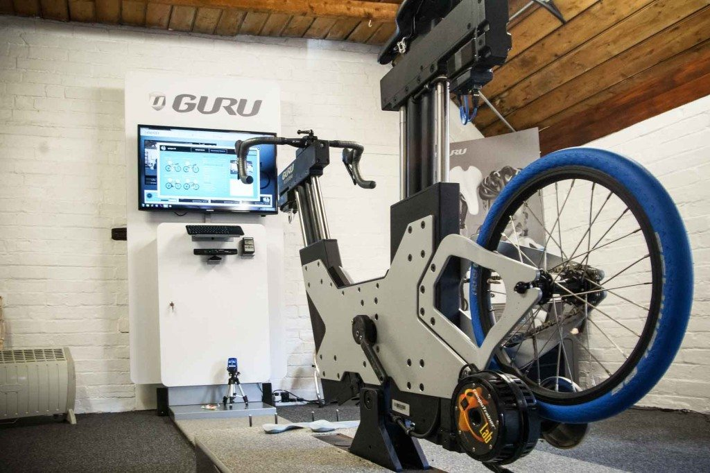 TitaniumGeek guru-1-of-1-11-1024x682 Bike Fit Review On The Guru Machine at Stratford Cycle Studio review Gear cycling cycle studio bike fit