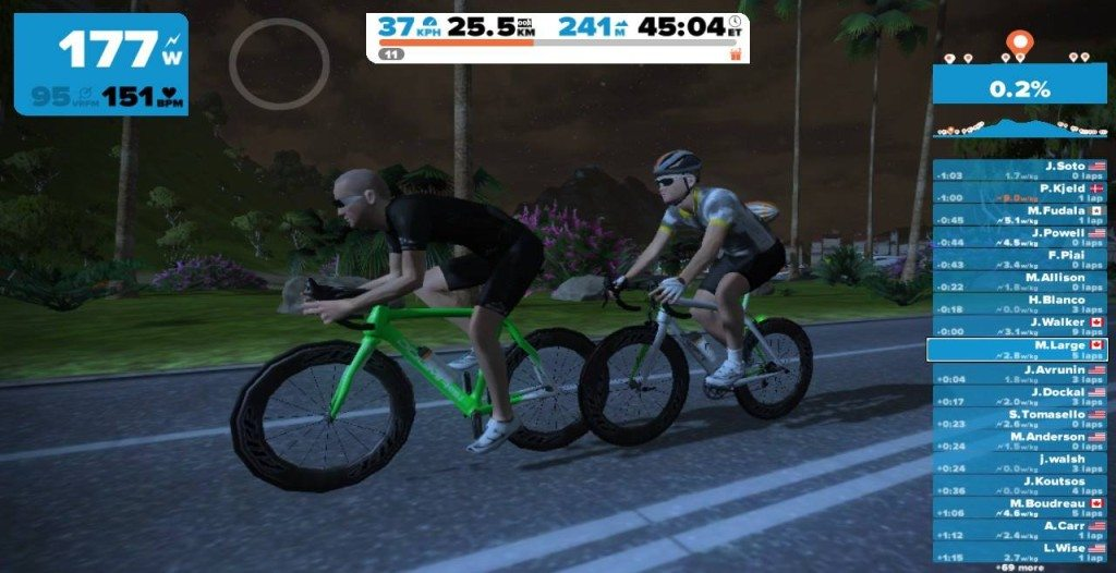 TitaniumGeek 11048617_10152783055277914_6574589429650109446_o-1024x526 Zwift User Manual - The Unofficial Guide to Zwift! Zwift phone app Zwift manual Zwift user manual updates manual ios Gear cycling android