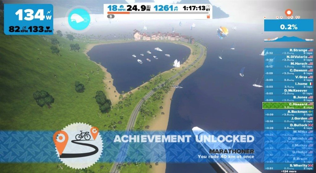 TitaniumGeek 11080784_443395332477977_3201375135222696212_o-1024x562 Zwift User Manual - The Unofficial Guide to Zwift! Zwift phone app Zwift manual Zwift user manual updates manual ios Gear cycling android