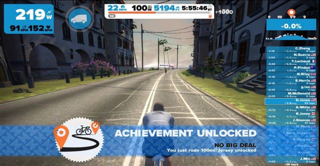 TitaniumGeek Eric 1024x531 Zwift User Manual   The Unofficial Guide to Zwift! Cycling Zwift  Zwift phone app Zwift manual Zwift user manual updates manual ios Gear cycling android   Image of Eric 1024x531