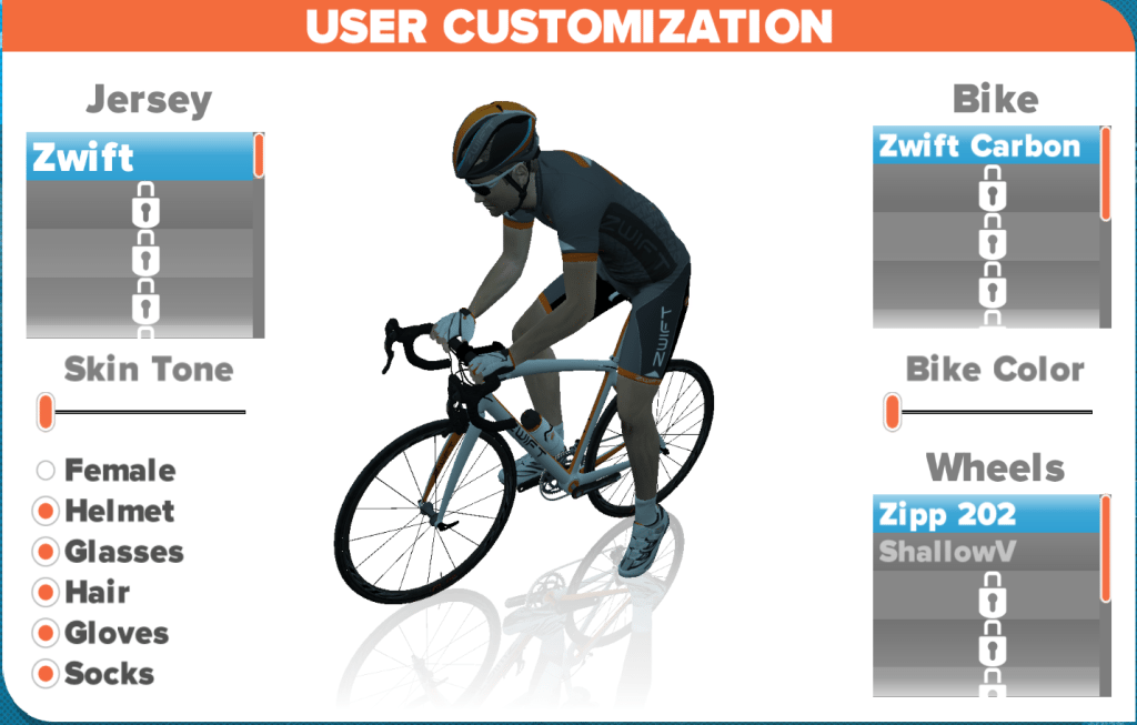 TitaniumGeek Screen-Shot-2015-03-01-at-18.24.41-e1425234450832-1024x653 Zwift review - The latest twist on indoor training Zwift Wahoo Turbo Trainer Strava Segments Mac Laptop KICKR Gear cycling ANT+