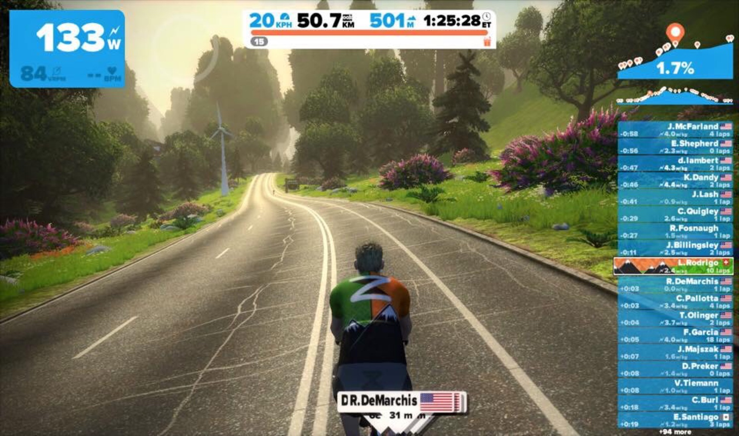 TitaniumGeek Zwift_three_Jersey Zwift User Manual - The Unofficial Guide to Zwift! Zwift phone app Zwift manual Zwift user manual updates manual ios Gear cycling android