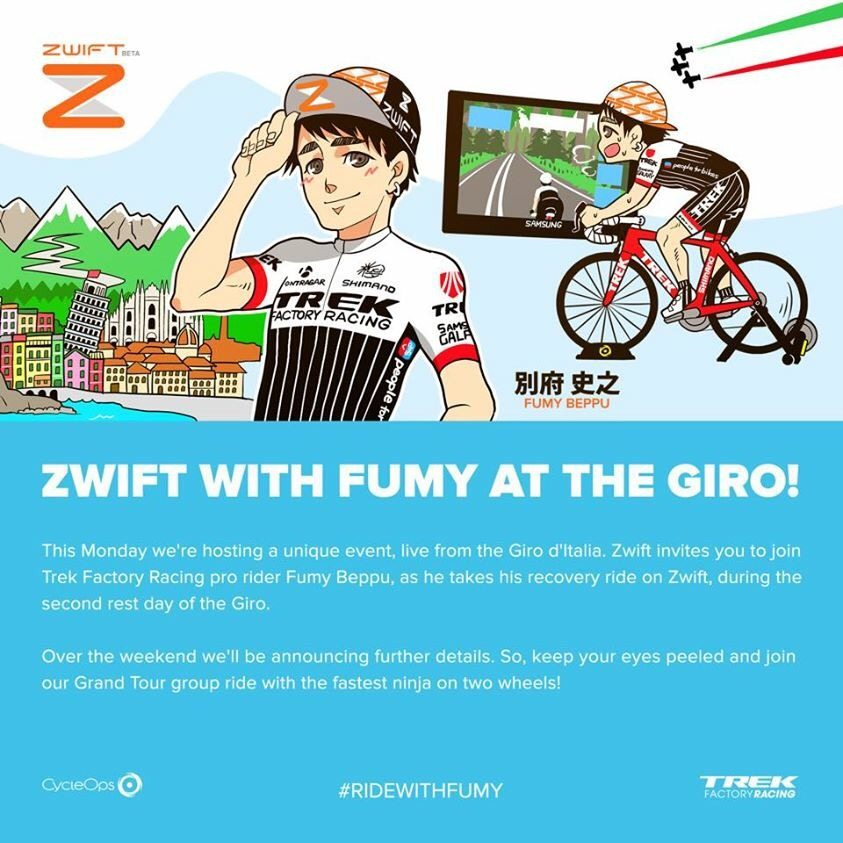 TitaniumGeek IMG 2239 Zwift Giro D'Italia Ride   Ride with Fumy Cycling Zwift  Zwift   Image of IMG 2239