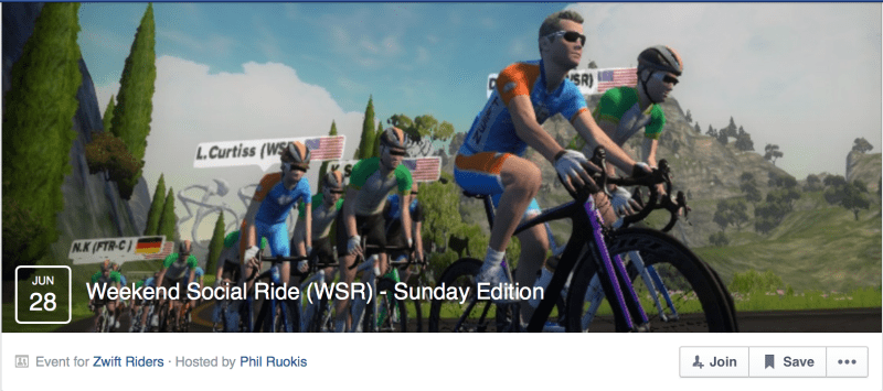 Zwift User manual