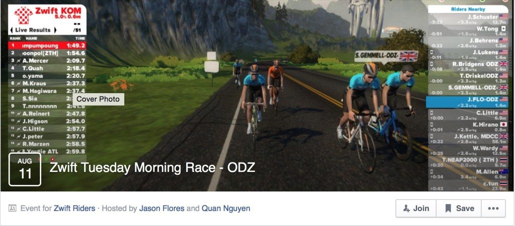 TitaniumGeek Screen Shot 2015 08 18 at 10.55.51 1024x451 Zwift Rides and Races, Events and Acronyms Cycling Zwift  Zwift user manual races jerseys cycling   Image of Screen Shot 2015 08 18 at 10.55.51 1024x451