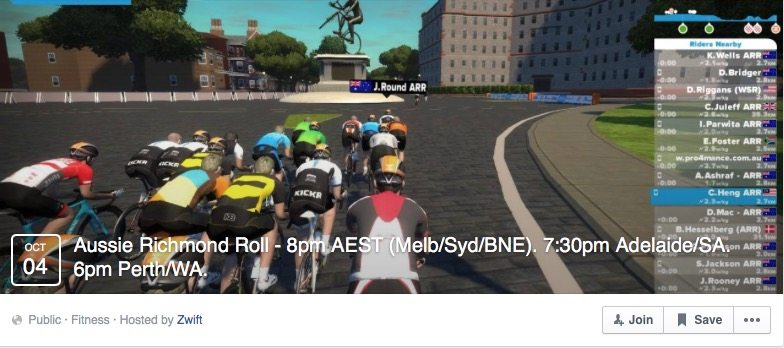 TitaniumGeek Screen Shot 2015 10 07 at 20.18.59 Zwift Rides and Races, Events and Acronyms Cycling Zwift  Zwift user manual races jerseys cycling   Image of Screen Shot 2015 10 07 at 20.18.59