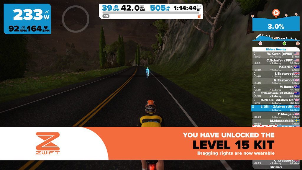 TitaniumGeek 2015-08-01_10435616-1024x576 Zwift User Manual - The Unofficial Guide to Zwift! Zwift phone app Zwift manual Zwift user manual updates manual ios Gear cycling android