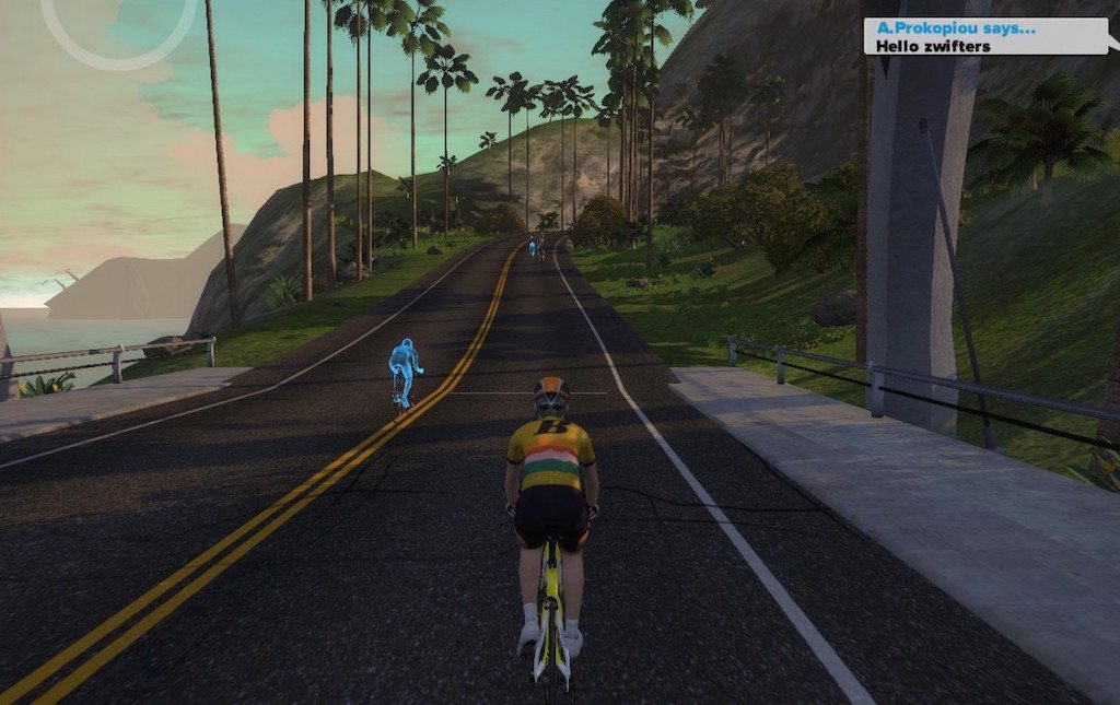 TitaniumGeek 2015 11 03 1808130 1024x645 Zwift User Manual   The Unofficial Guide to Zwift! Cycling Zwift  Zwift phone app Zwift manual Zwift user manual updates manual ios Gear cycling android   Image of 2015 11 03 1808130 1024x645