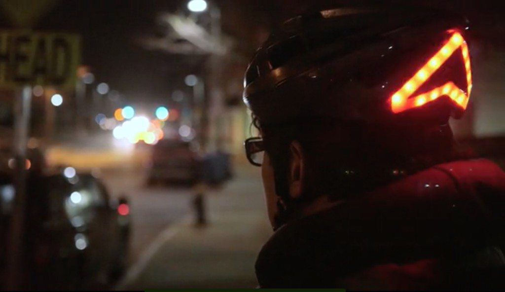 TitaniumGeek Screen Shot 2015 07 16 at 14.07.11 1024x592 KickStarter Lumos Bike helmet hits goal in 1 day! Cycling Gear Reviews  saftey Lumos lights helmet cycling bike light   Image of Screen Shot 2015 07 16 at 14.07.11 1024x592