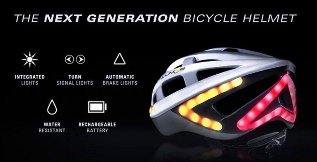 TitaniumGeek Screen Shot 2015 07 16 at 14.24.12 1024x525 KickStarter Lumos Bike helmet hits goal in 1 day! Cycling Gear Reviews  saftey Lumos lights helmet cycling bike light   Image of Screen Shot 2015 07 16 at 14.24.12 1024x525