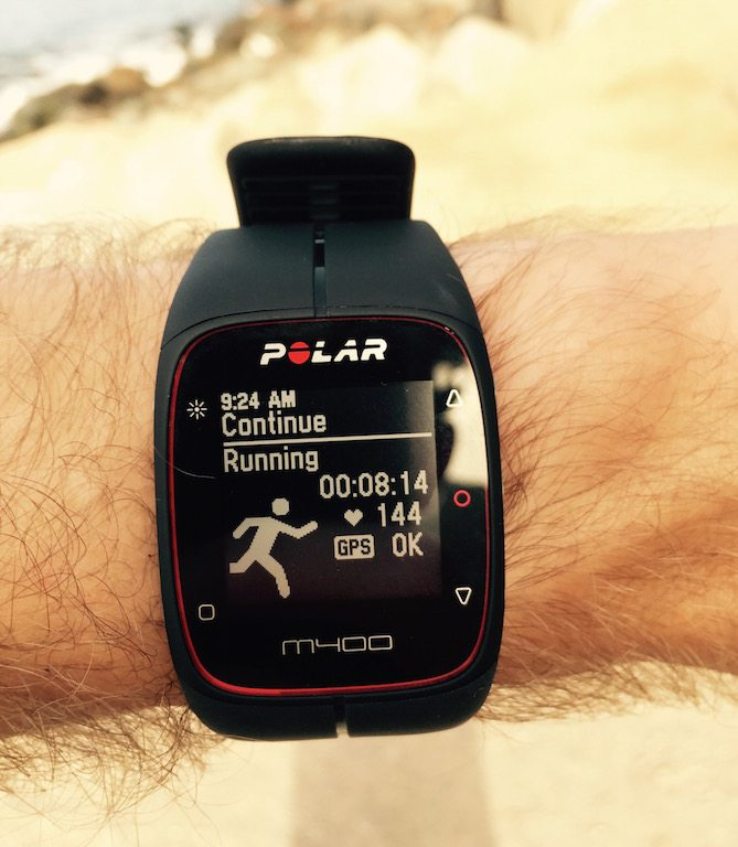TitaniumGeek FullSizeRender 1 Polar M400 Review   GPS Running Watch   TitaniumGeek Cycling Cycling Computers and GPS Units Gear Reviews Running  watch running Polar heart rate GPS bluetooth activity tracker   Image of FullSizeRender 1