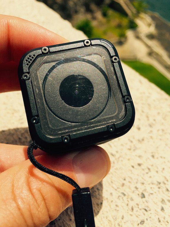 TitaniumGeek FullSizeRender 14 GoPro Hero4 Session review Action Camera Cycling Gear Reviews  Hero4 GoPro Session GoPro action camera   Image of FullSizeRender 14