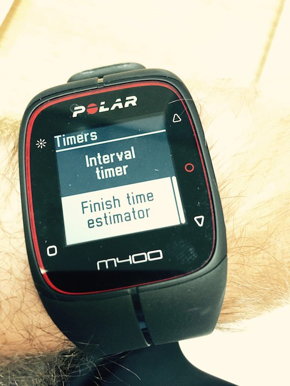TitaniumGeek FullSizeRender 3 Polar M400 Review   GPS Running Watch   TitaniumGeek Cycling Cycling Computers and GPS Units Gear Reviews Running  watch running Polar heart rate GPS bluetooth activity tracker   Image of FullSizeRender 3