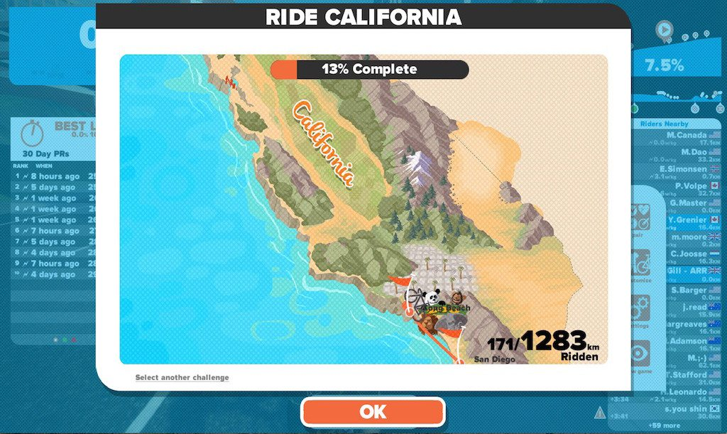 TitaniumGeek Screen-Shot-2015-09-13-at-19.47.49-e1447618658696-1024x611 Zwift User Manual - The Unofficial Guide to Zwift! Zwift phone app Zwift manual Zwift user manual updates manual ios Gear cycling android