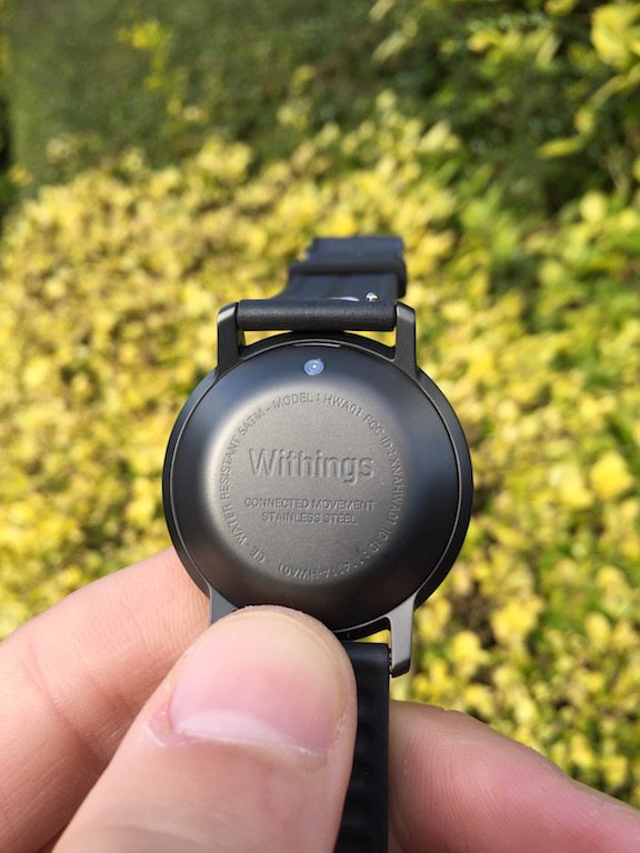 TitaniumGeek IMG 53511 Withings Activité Pop Review   New tricks with a classical face Gear Reviews Running  withings swimming smart watch running activity tracker   Image of IMG 53511