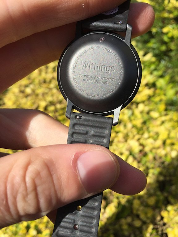 TitaniumGeek IMG 5354 Withings Activité Pop Review   New tricks with a classical face Gear Reviews Running  withings swimming smart watch running activity tracker   Image of IMG 5354