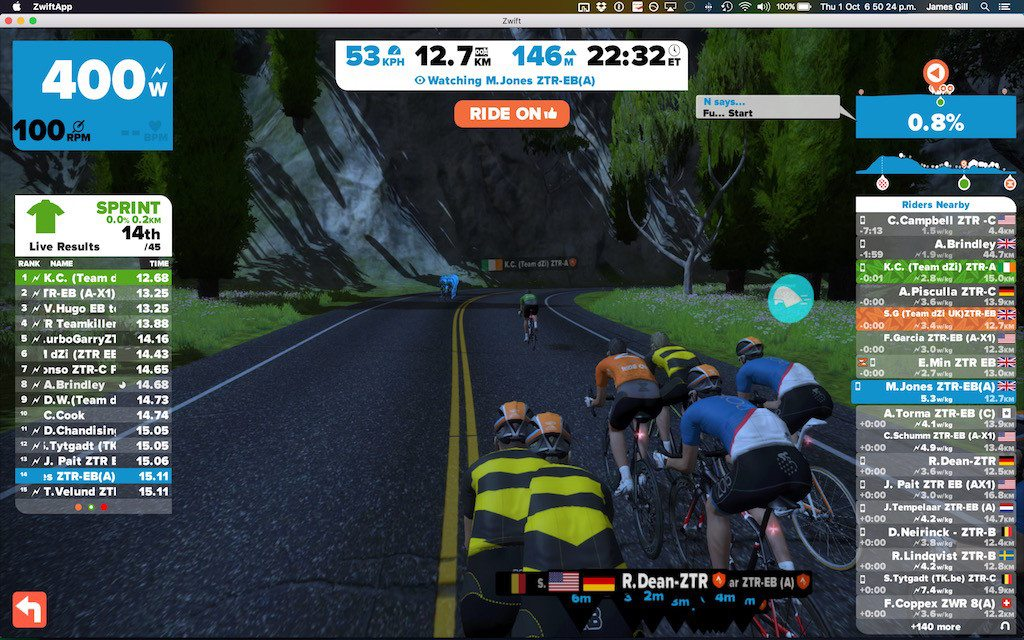 TitaniumGeek Screen-Shot-2015-10-01-at-18.50.24-1024x640 Biking4Breasts Zwift cycling