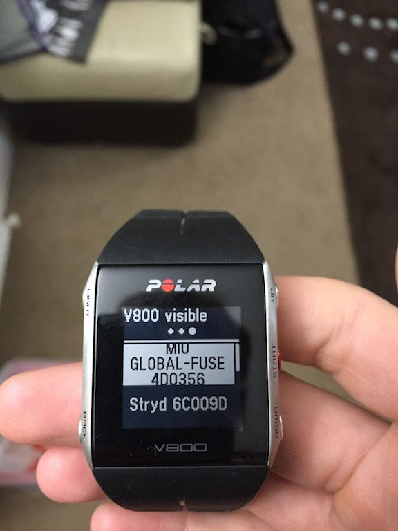 TitaniumGeek IMG 6137 Polar V800 Multi Sport Watch GPS Review Cycling Gear Reviews Heart Rate Monitors Running  watch Triathlon tri swimming running Polar V800 Polar cycling activity tracker   Image of IMG 6137