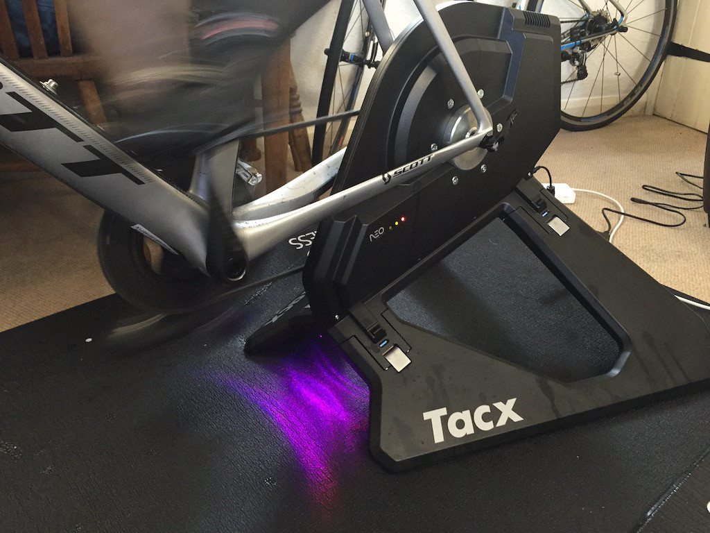 TitaniumGeek IMG 6582 1024x768 Tacx Neo    Long Term Review Update Cycling Smart Trainers  Zwift Turbo Trainer TacX Neo cycling   Image of IMG 6582 1024x768