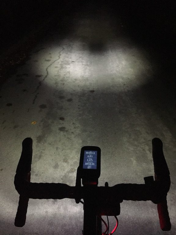 TitaniumGeek IMG_6613 Garmin Varia Light - Smart Lights for the smart bike! Varia garmin bike light