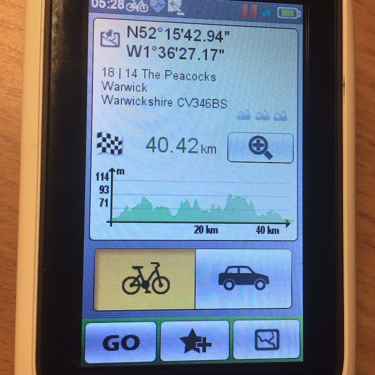 TitaniumGeek IMG 6898 Mio 505 Cycling GPS review Cycling Cycling Computers and GPS Units Gear Reviews  Navigation Mio GPS Cycling GPS Cycling computer cycling   Image of IMG 6898