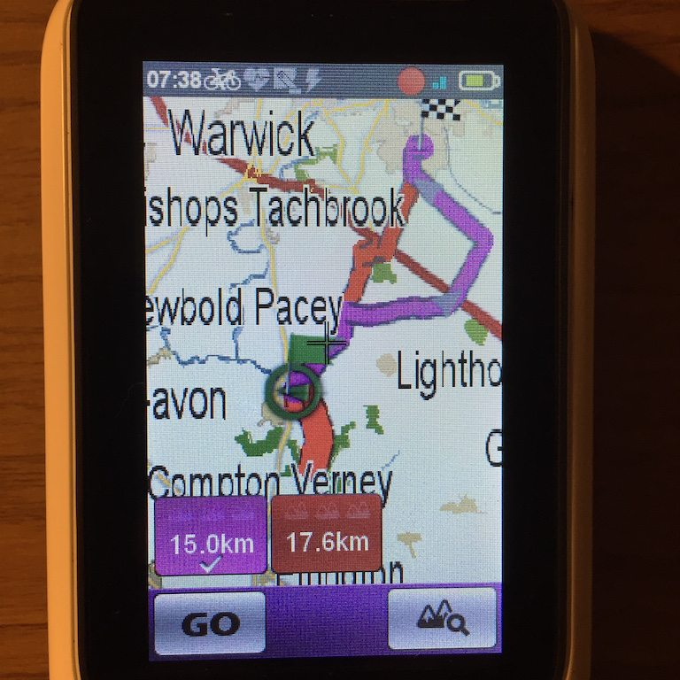 TitaniumGeek IMG 6916 Mio 505 Cycling GPS review Cycling Cycling Computers and GPS Units Gear Reviews  Navigation Mio GPS Cycling GPS Cycling computer cycling   Image of IMG 6916