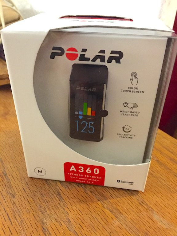 TitaniumGeek IMG 8089 Polar A360 Review   Activity Tracker & Optical HRM Gear Reviews Heart Rate Monitors Running  touch screen steps running Polar Optical HR HRM cycling activity tracker   Image of IMG 8089