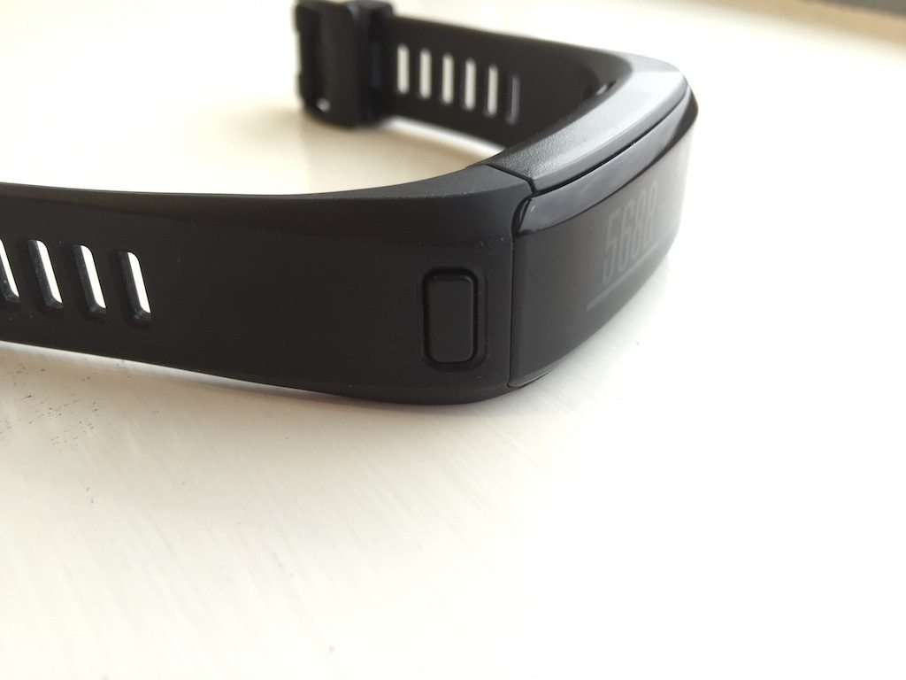 TitaniumGeek IMG_8299-1024x768 Garmin VivoSmart HR Review - Is this the optical HR activity tracker you have been looking for? VivoSmart running Optical HR heart rate garmin ANT+