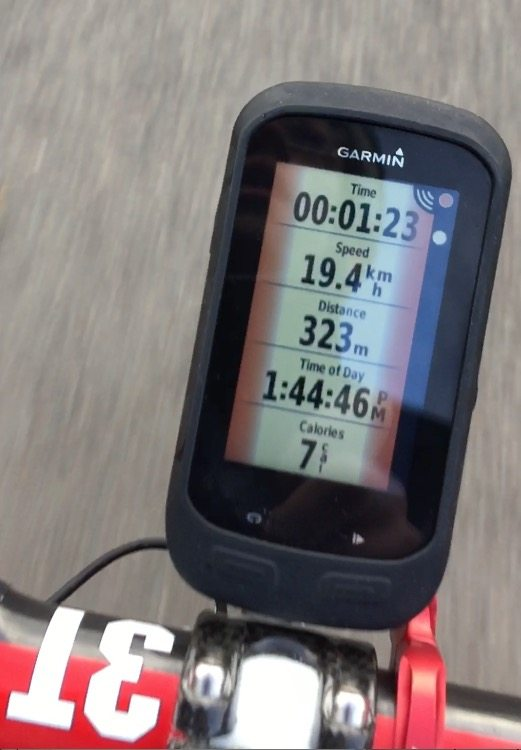 TitaniumGeek Screen Shot 2015 12 06 at 16.12.04 Garmin Varia Radar Review   True biking innovation Bike Lights Cycling Gear Reviews  Varia Radar garmin   Image of Screen Shot 2015 12 06 at 16.12.04