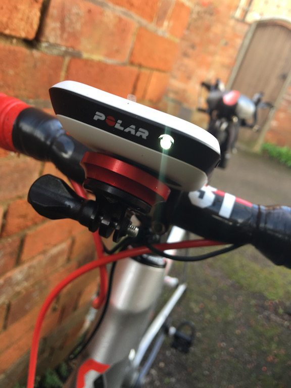 TitaniumGeek IMG_0153 Polar V650 2018 Cycling Computer Review Polar GPS cycling